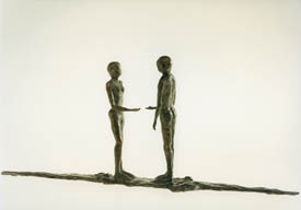 bronzen beelden vrouwen